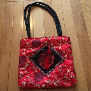 Handbags - Chinese embroidered bag